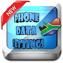 South Africa Phone Data APN icon