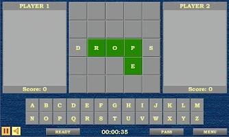 Screenshot of Scramble Words