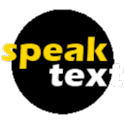 Speak Text – Safe Driving App logo
