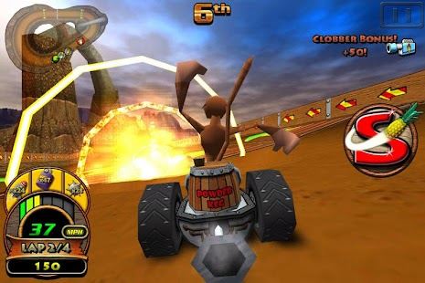 Tiki Kart 3D - screenshot thumbnail
