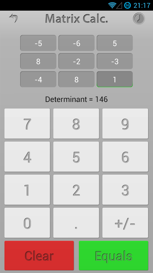 Calc Lite - screenshot
