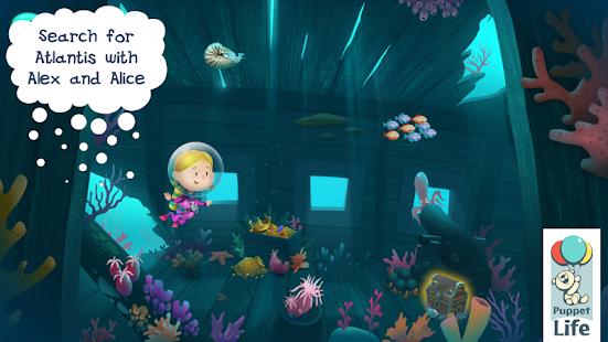 Explorium: Ocean For Kids - screenshot thumbnail