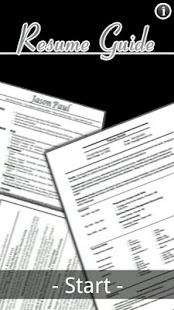 Smart Résumé Tips - screenshot thumbnail