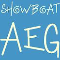 Showboat FlipFont