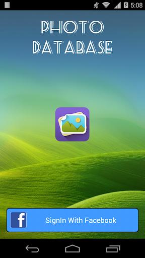 Photo Database App