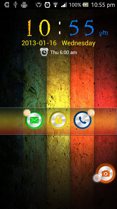 Colorful Wood Go Locker - screenshot