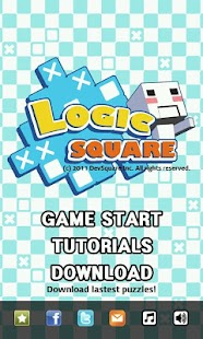 Logic Square - Picross - screenshot thumbnail