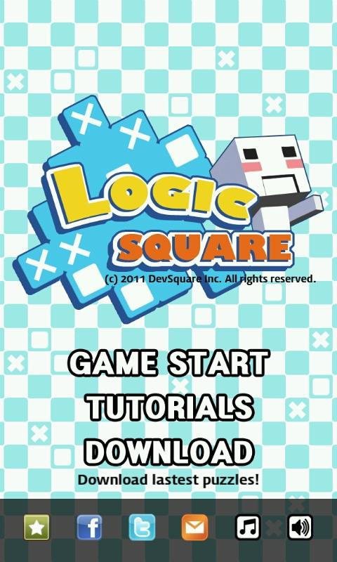 Logic Square - Picross - screenshot