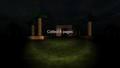 【免費冒險App】Slender Man Blocks-APP點子