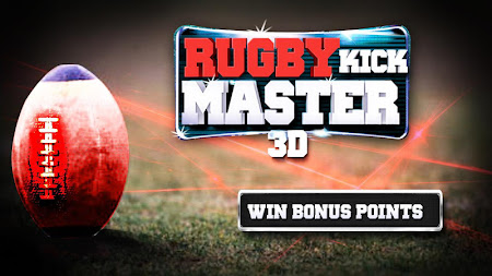 RUGBY KICK MASTER 3D 1.5 screenshot 39960
