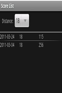 Archery Score Book- screenshot thumbnail