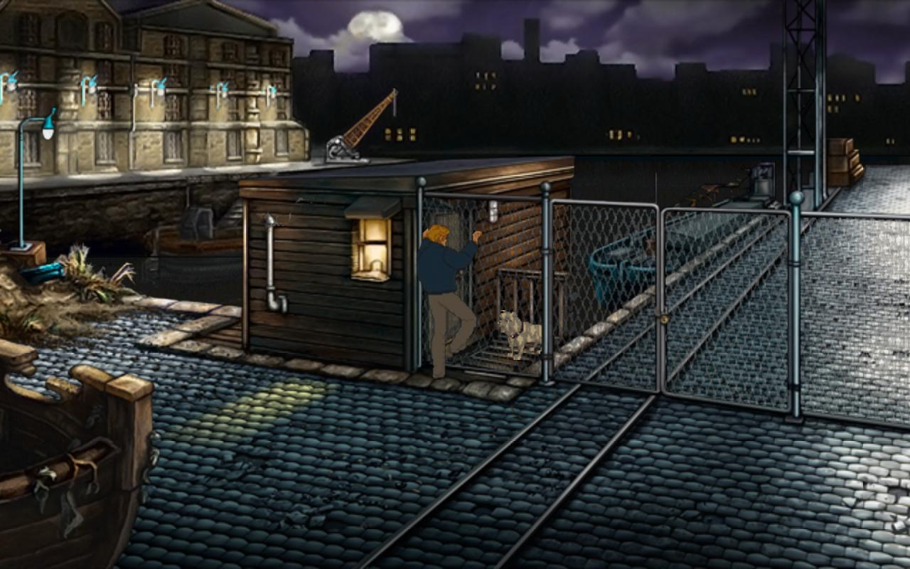 Broken Sword 2 : Español - screenshot