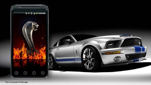 Shelby Cobra Live Wallpaper ...
