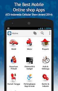 OLX Indonesia - screenshot thumbnail