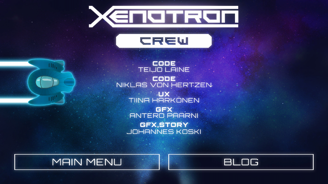 Xenotron- screenshot