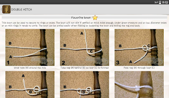 Screenshot of Ultimate Fishing Knots