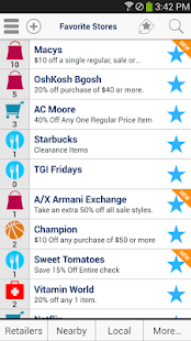 Coupons and Shopping GeoQpons- screenshot thumbnail
