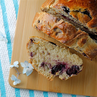 Blueberry Bread No Baking Powder Recipes.