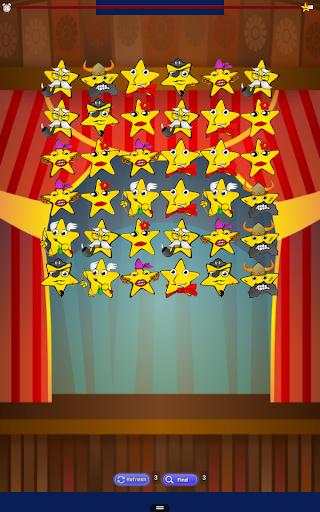 Star Matching Game