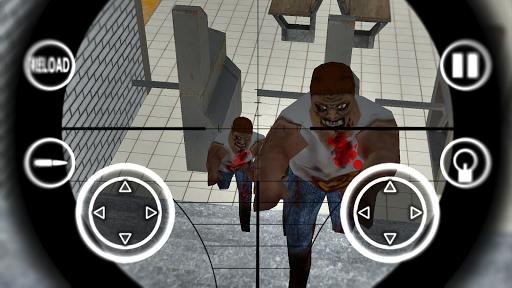 【免費動作App】ZOMBIE Hunter Underground 3D-APP點子
