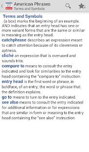Common American Phrases - screenshot thumbnail