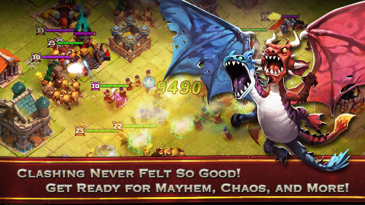 Clash of Lords- screenshot