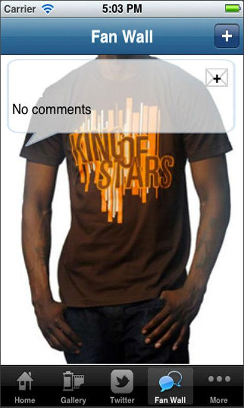 King Of Stars Clothing - screenshot