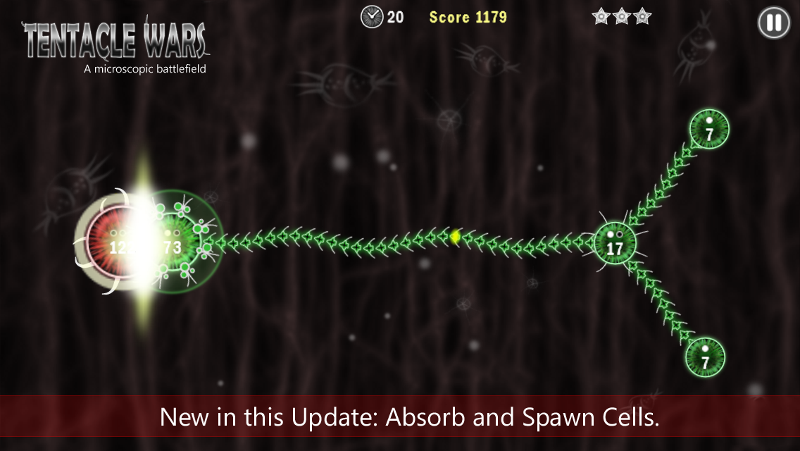 Tentacle Wars - screenshot