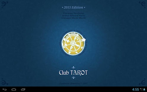 Club TAROT- screenshot thumbnail