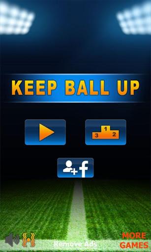 Keep Ball Up Keep It Up