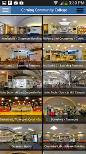 Corning Community College- screenshot thumbnail