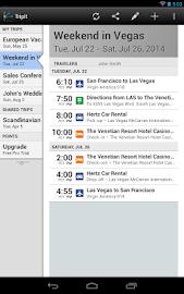 TripIt: Trip Planner (No Ads) Screenshot 13
