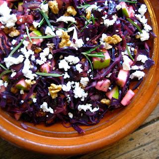 Forest Walk Cabbage Salad