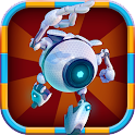 Robot Ico: Robot Run and Jump icon