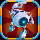 ランナーゲーム ロボットゲーム ジャンプゲーム icon