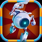 Robô Jogos de Correr e Pular