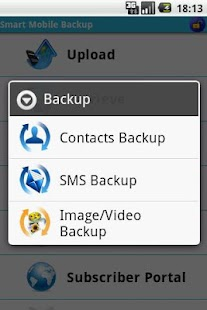 Smart Mobile Backup - screenshot thumbnail