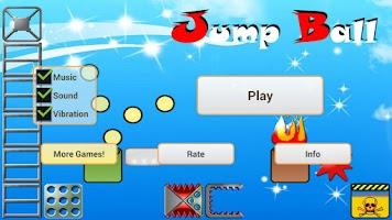Screenshot of Jump Ball