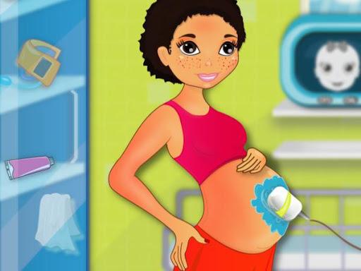 Cesarian birth surgery