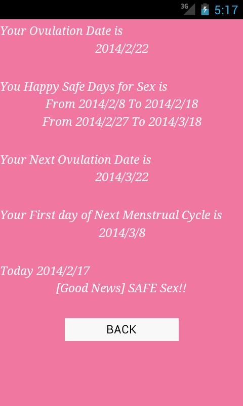 HappySexDate - screenshot