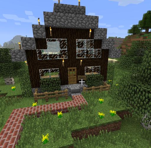 【免費書籍App】House Ideas Minecraft PE-APP點子