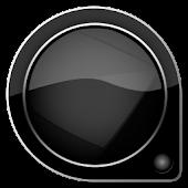 GO Launcher EX Theme Anthracit