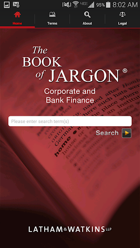 The Book of Jargon® - USCBF