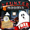 Haunted Rooms Hidden Object icon