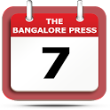 BANGALORE PRESS e-Calendar icon
