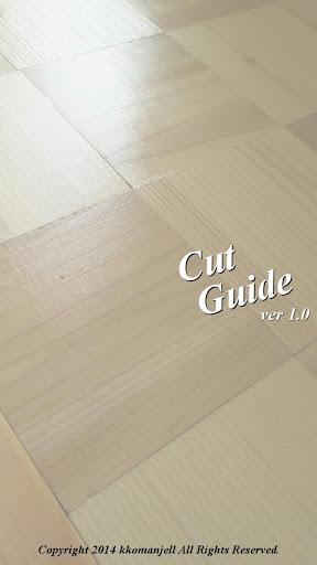 Cutting Guide Cut Guide
