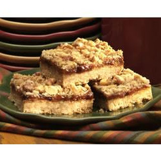 Fruited Oatmeal Bars.