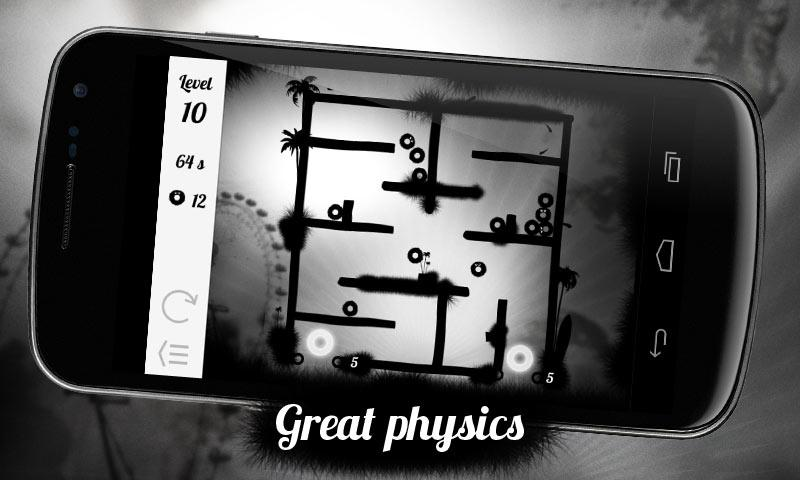 Gravity Maze escape from limbo- screenshot