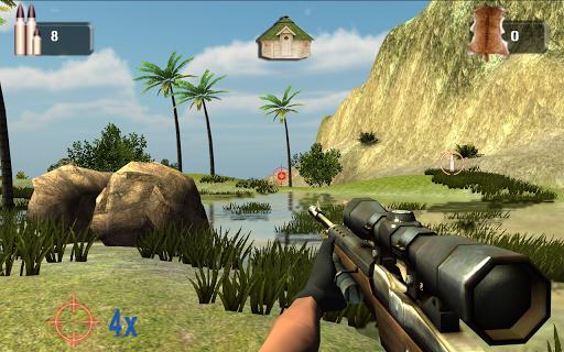 【免費冒險App】4 Seasons Hunt 3D-APP點子