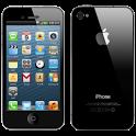 iPhone Go launcher theme icon